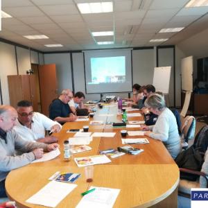 Formation des aidants en Belgique